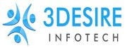 Work from home part time in surat,  3DESIRE InfoTech(3D16)