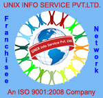 FRANCHISEE OF UNIX INFO SERVICE AT FREE OF COST* (K)