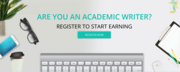Looking for Freelance Academic Writer in India