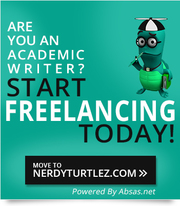 Earn a Great Income through Freelance Writing Jobs Provided by NerdyT